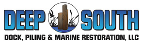 deep south dock and piling restoration logo